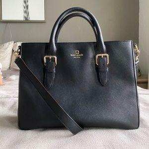 Kate Spade Cove Street Handbag Black